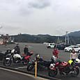 マレーシアの友人バイクで九州一周の観光!