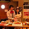 前田さん結婚披露パーティー