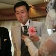 石丸 伸也/真紀さん披露宴
