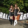 RALLY of V '09 in 山苞の道