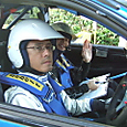 RALLY of V 2011 in 山苞 の道